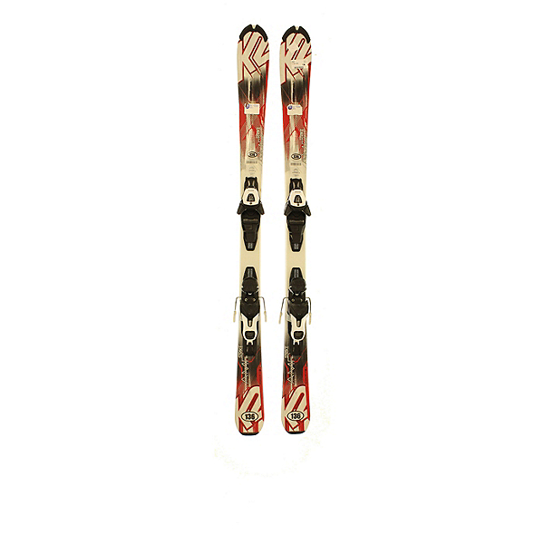 Used K2 AMP Strike Skis with Marker Bindings (A Condition) Skis, , 600