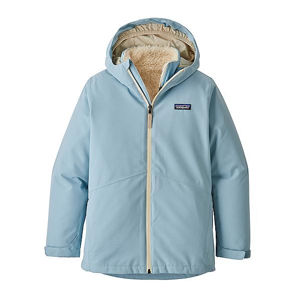 Patagonia 4-in-1 Every Day Girls Ski Jacket, Big Sky Blue, 600