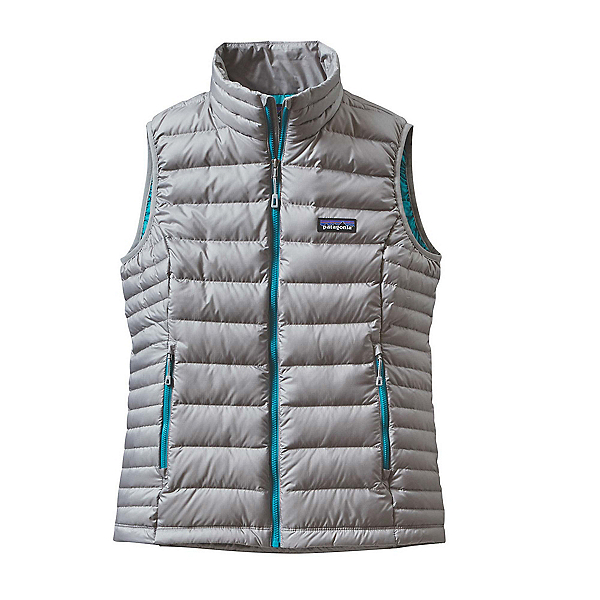 Patagonia Down Sweater Womens Vest, Drifter Grey, 600