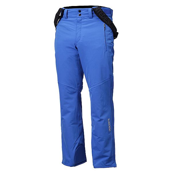 Descente Swiss Ski Team Mens Ski Pants, Victory Blue, 600