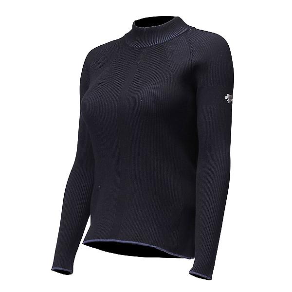 Descente Camila Womens Sweater, Black, 600