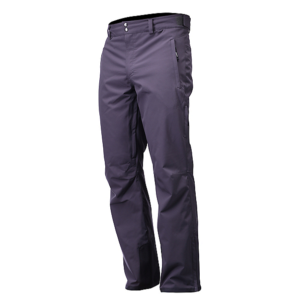 Descente Greyhawk Mens Ski Pants, Anthracite Grey, 600