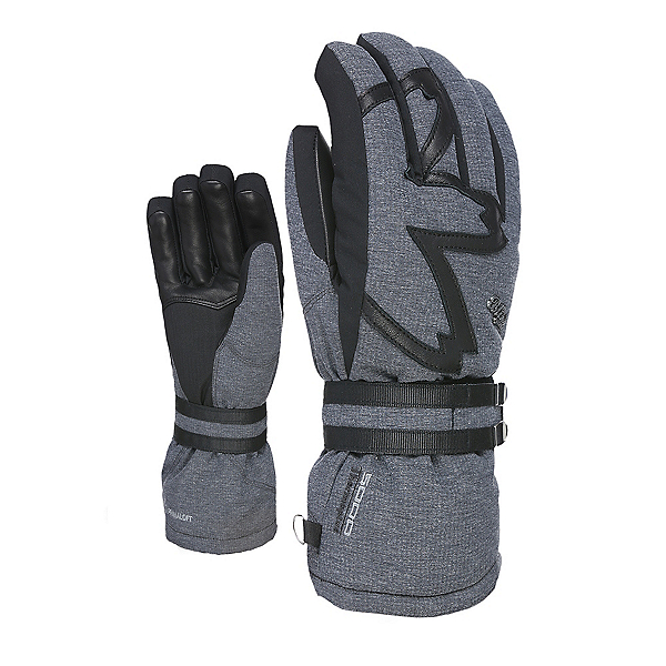 Level Bliss Oasis Plus Womens Gloves, Anthracite, 600