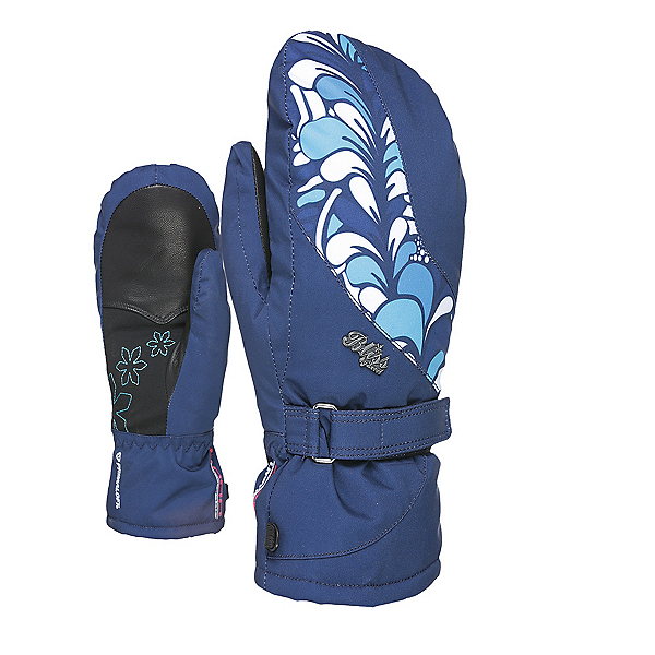 Level Bliss Venus Womens Mittens, Blue, 600