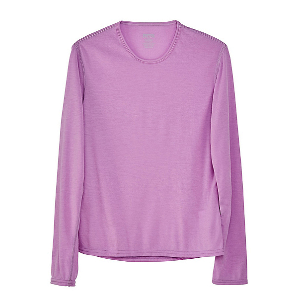 Hot Chillys Pepper Skins Crewneck Girls Long Underwear Top, April, 600