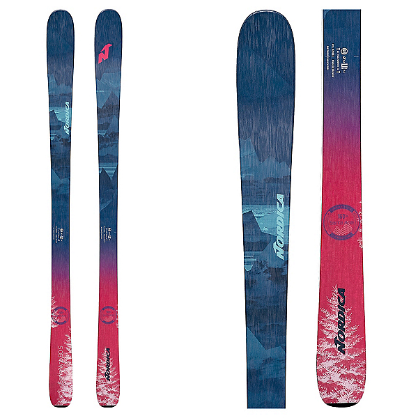 Nordica Santa Ana 80 S Girls Skis, , 600