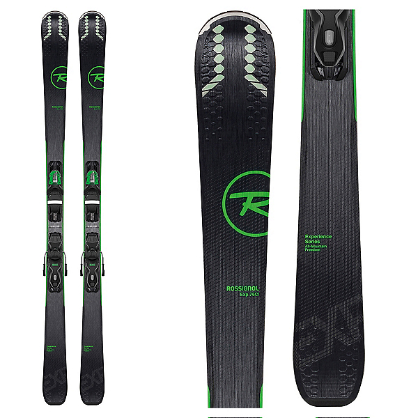 Rossignol Experience 76 CI Skis with Xpress 10 Bindings, , 600