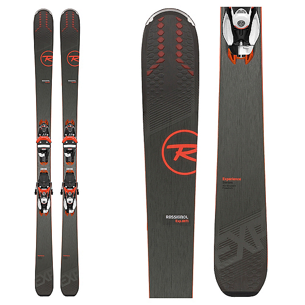 Rossignol Experience 88 Ti Skis with SPX 12 Konnect GW Bindings 2020, , 600