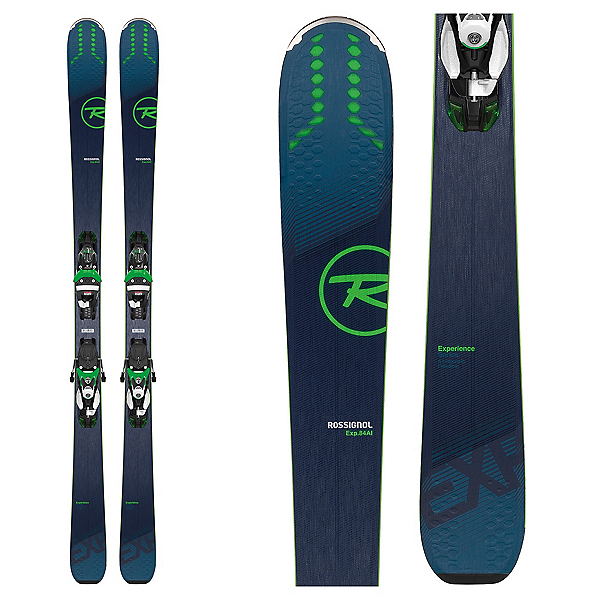 Rossignol Experience 84 AI Skis with SPX 12 Konnect GW Bindings, , 600