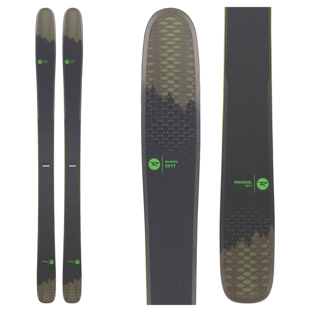 Rossignol Sky 7 HD Skis 2020 im test