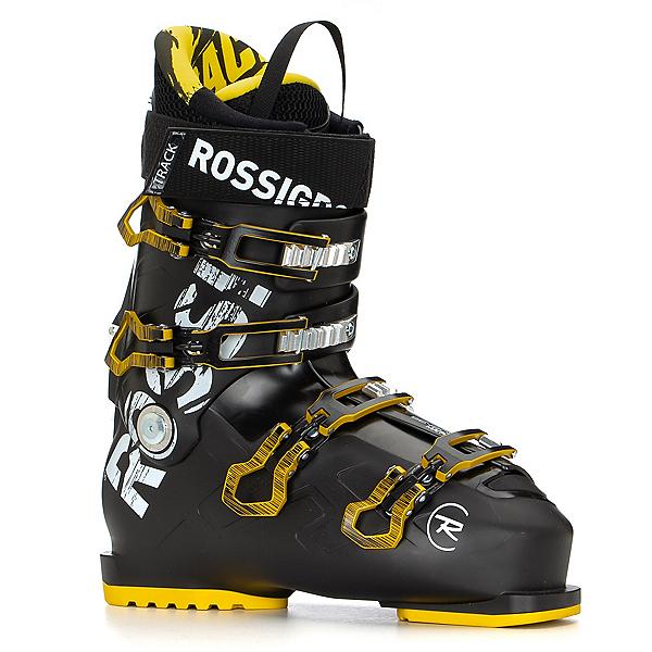 Rossignol Track 90 Ski Boots, Black-Yellow, 600