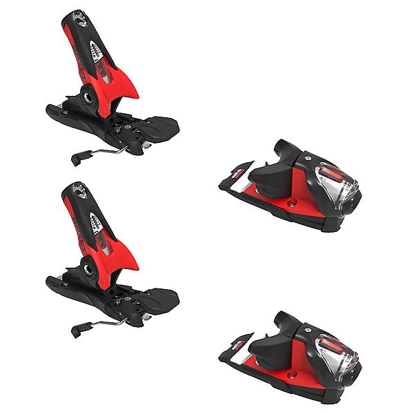 Look SPX 12 GW Ski Bindings 2022, Red-Black, 600