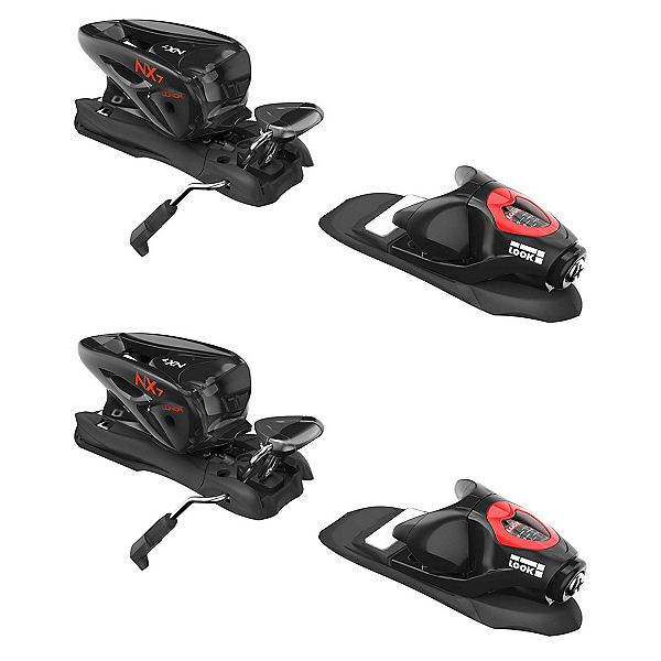 Look NX JR 7 Lifter Junior Ski Bindings, , 600