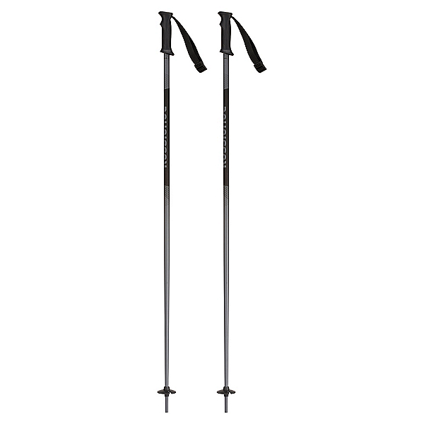 Rossignol Tactic Ski Poles 2020, Grey-Black, 600