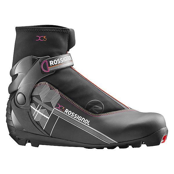 Rossignol X-5 FW Womens NNN Cross Country Ski Boots 2020, , 600