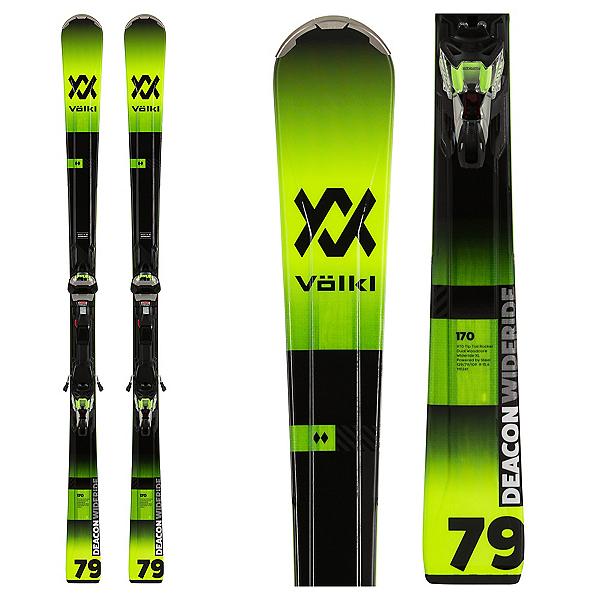Volkl Deacon 79 Skis with IPT WideRide XL 12 Bindings, , 600