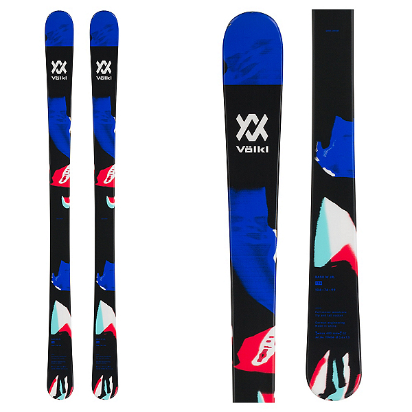 Volkl Bash W Kids Skis 2020, , 600