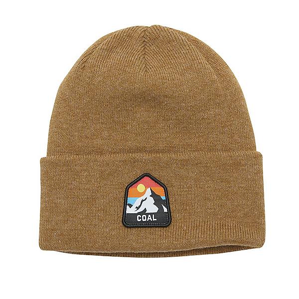 Coal The Peak Hat, Heather Mustard, 600