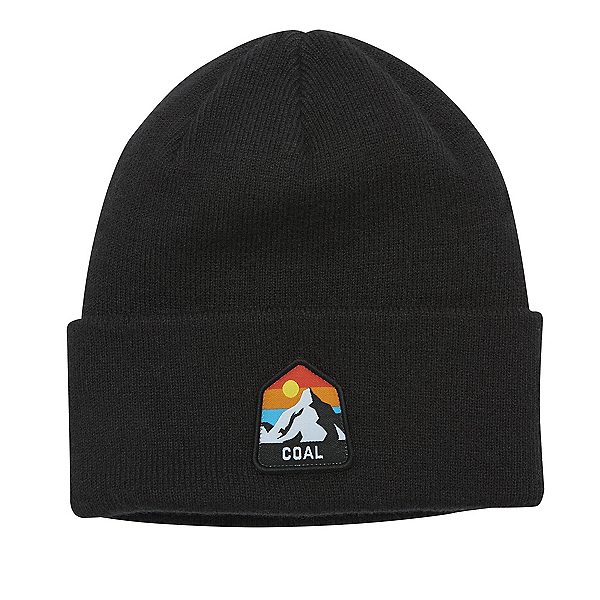 Coal The Peak Hat, Black, 600