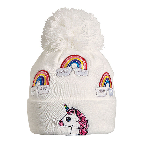 Turtle Fur Unicorn Kids Hat, Unicorn, 600