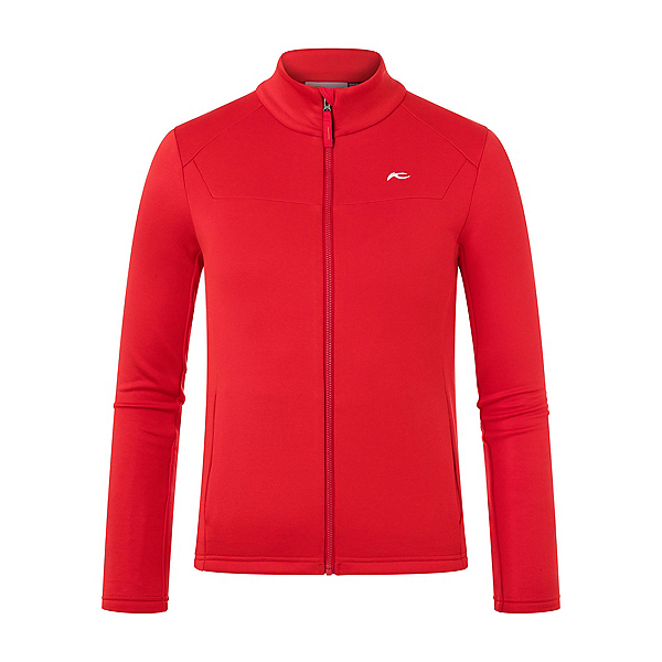 KJUS Charger Midlayer Kids Midlayer, Scarlet, 600