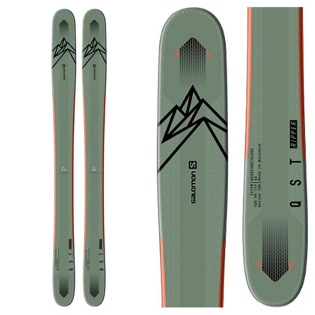 Salomon QST Ripper Kids Skis