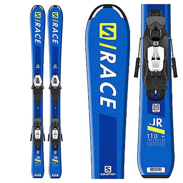 Salomon S/Race Jr S Kids Skis with C5 GW Bindings 2020, , 600