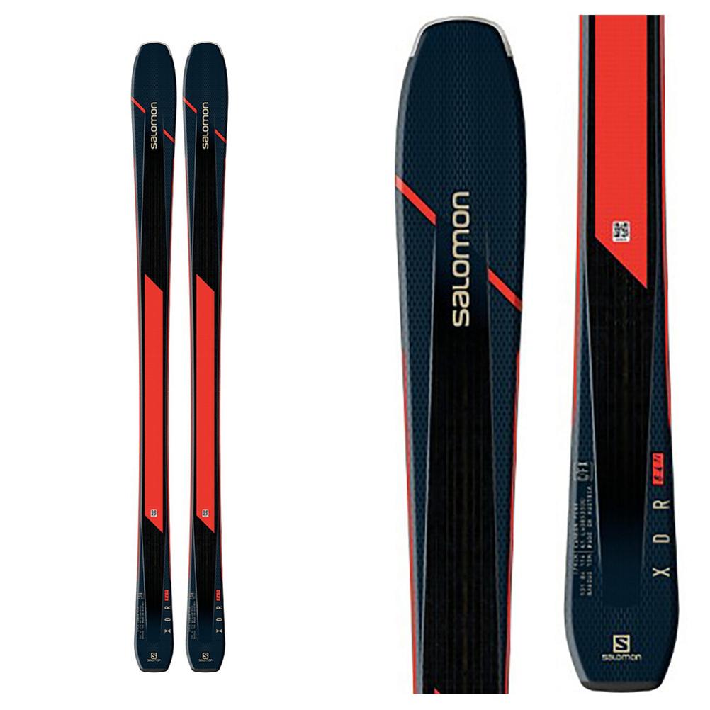 Salomon XDR 84 TI Skis 2020 im test