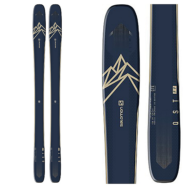 Salomon QST 99 Skis 2021, , 600