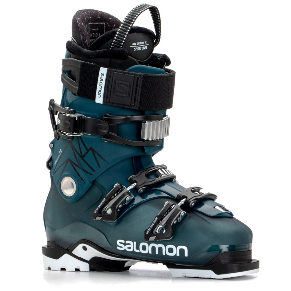 Salomon QST Access 90 Ski Boots 2020 im test