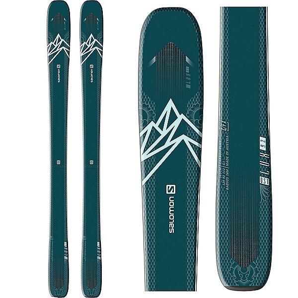Salomon QST Lux 92 Womens Skis 2020, , 600