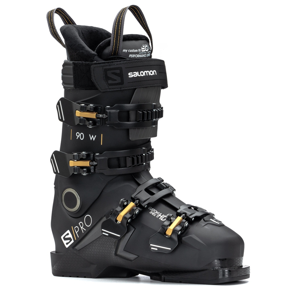 Salomon S/Pro 90 W Womens Ski Boots 2020 im test
