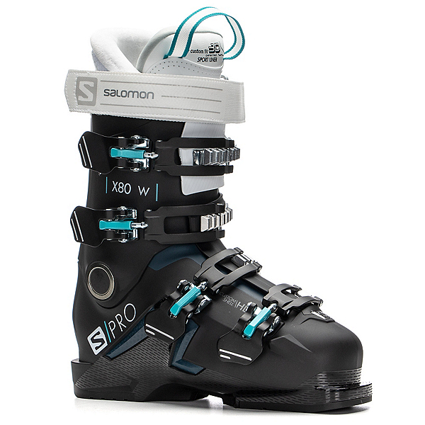 Salomon S/Pro X80 CS W Womens Ski Boots 2020, , 600