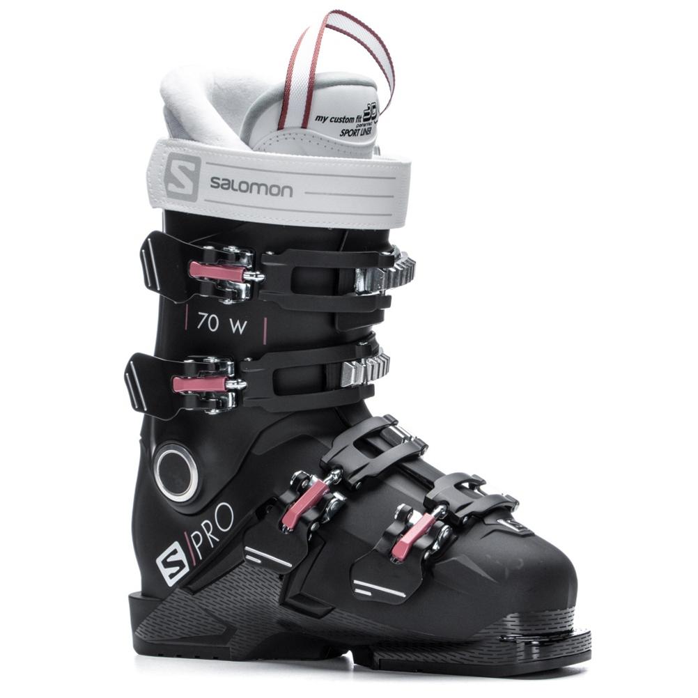 22.0 22.5 Salomon Ski Boots  