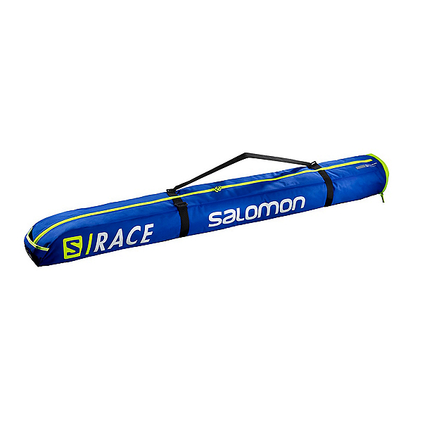 Salomon 1PR +20 Expandable Ski Bag 2020, Race Blue-Neon Yellow, 600