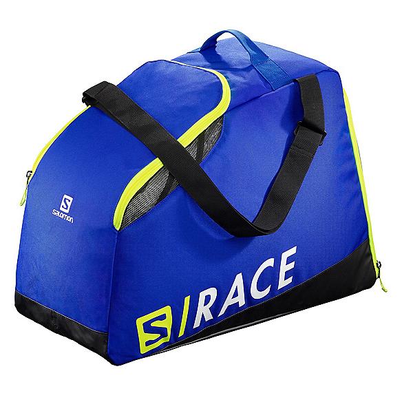 Salomon Extend Max Ski Boot Bag 2020, Race Blue-Neon Yellow, 600