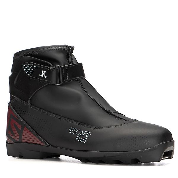 Salomon Escape Plus Prolink NNN Cross Country Ski Boots, Black, 600