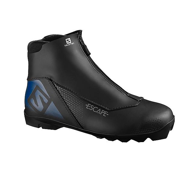 Salomon Escape Prolink NNN Cross Country Ski Boots, Black, 600
