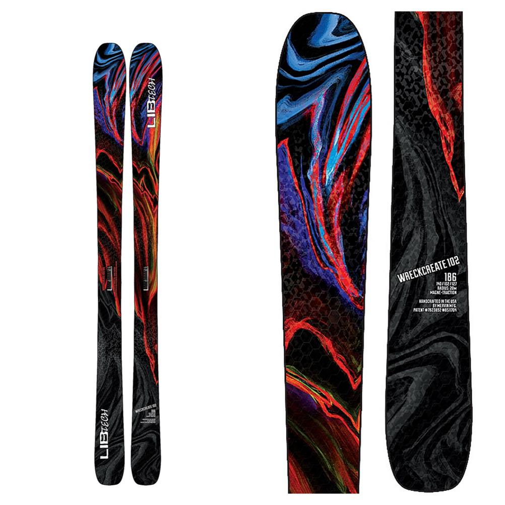 Lib Tech Wreckcreate 102 Skis