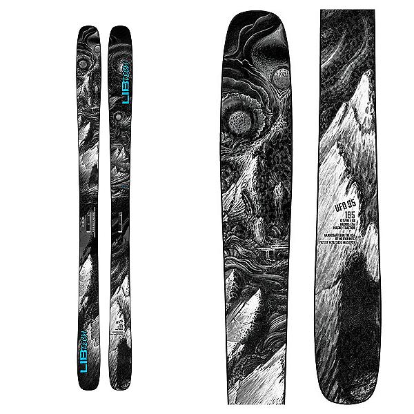 Lib Tech UFO 95 Skis, , 600