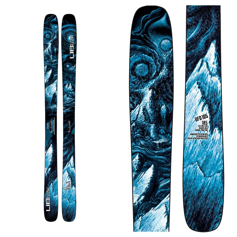 Lib Tech UFO 105 Skis