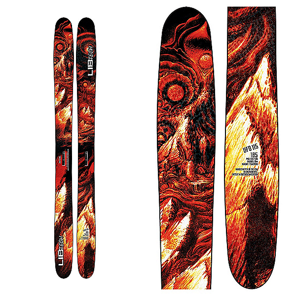 Lib Tech UFO 115 Skis, , 600