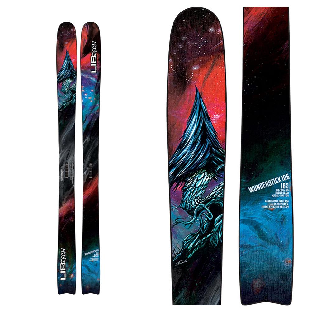 Lib Tech Wunderstick 106 Skis