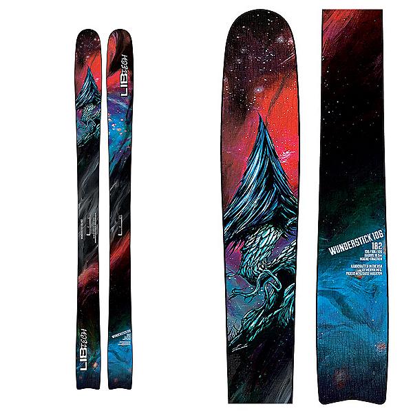 Lib Tech Wunderstick 106 Skis 2020, , 600