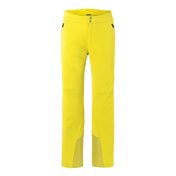 KJUS Formula Mens Ski Pants 2020, Citric Yellow, 600