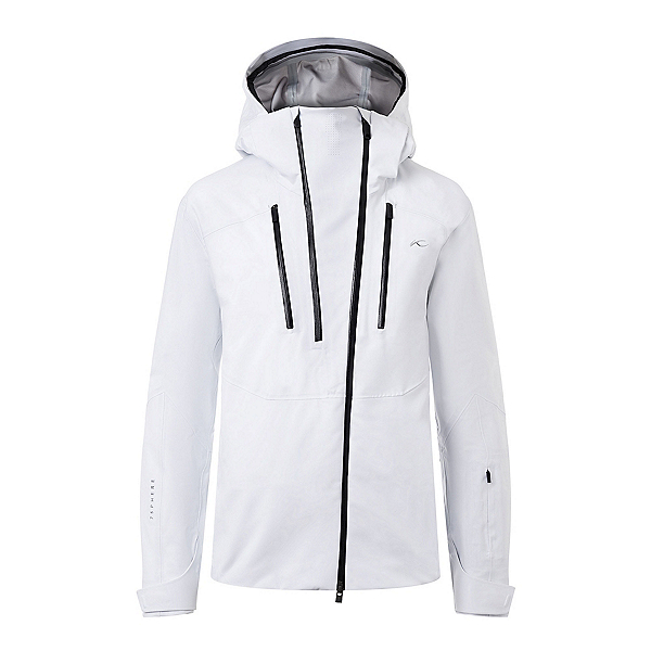 KJUS 7SPHERE II Mens Shell Ski Jacket, White, 600