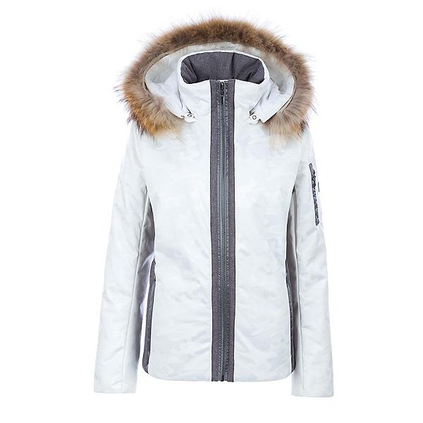FERA Danielle II Special Edition Real Fur Womens Insulated Ski Jacket, , 600