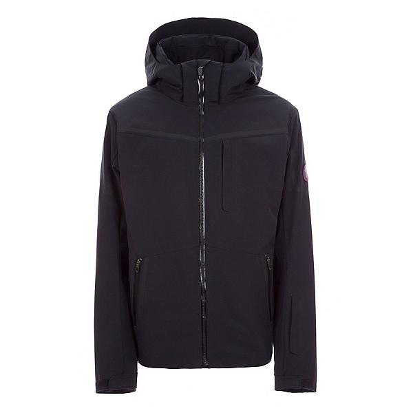 FERA Shadow Mens Insulated Ski Jacket, Black, 600
