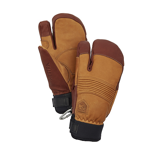 discount sale more photos new arrivals Hestra Freeride Czone 3-Finger Mittens 2021