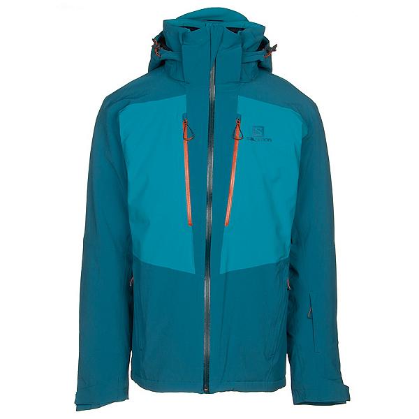 Salomon Icefrost Mens Insulated Ski Jacket 2020, , 600